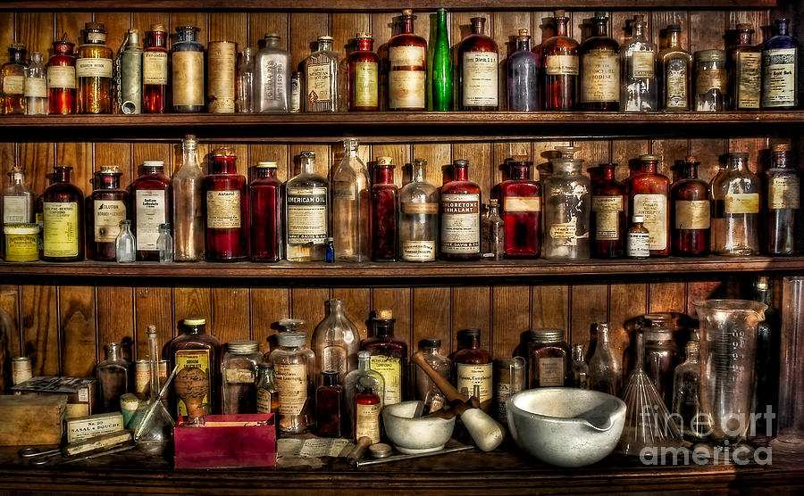Pharmaceuticals Photograph  - Pharmaceuticals Fine Art Print