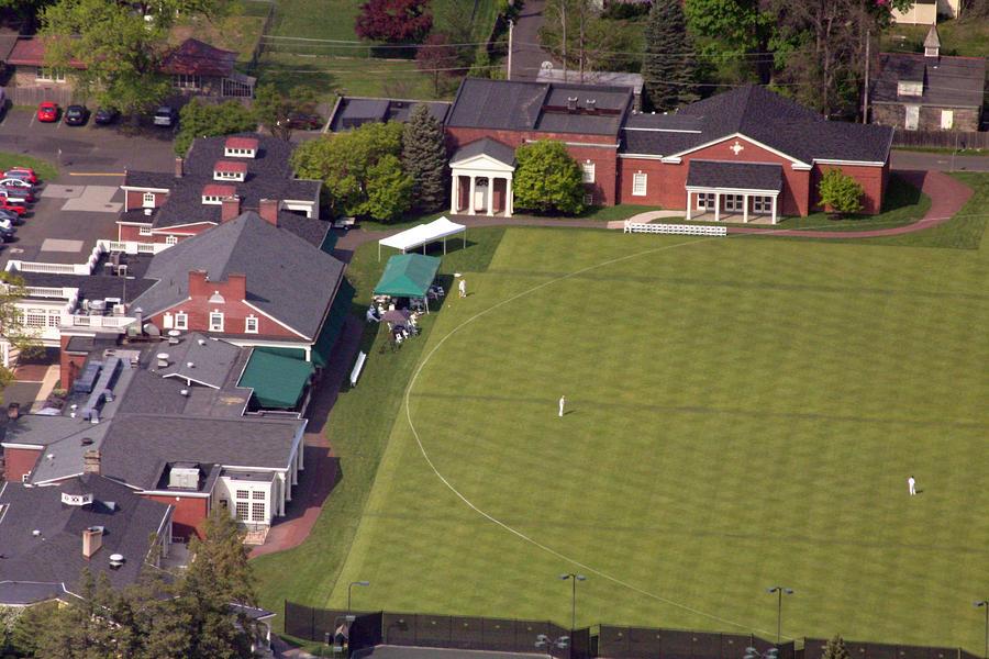 Philadelphia Cricket Club Squash Photograph