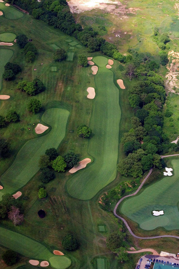 Philadelphia Cricket Club Wissahickon Golf Course 12th Hole Photograph