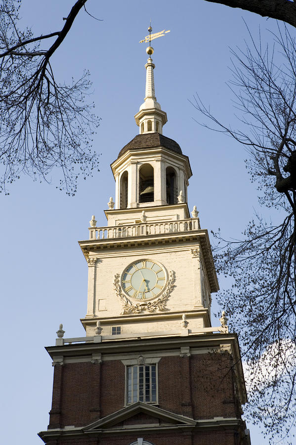 Philadelphias Independence Hall Photograph