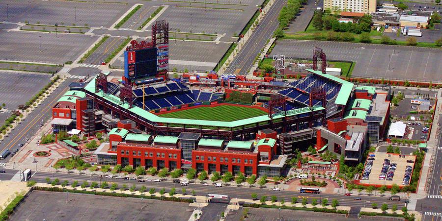 Phillies Citizens Bank Park Photograph