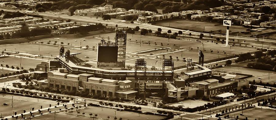 Phillies Stadium - Citizens Bank Park Photograph