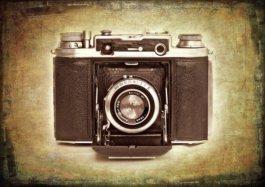 Photographers Nostalgia Photograph