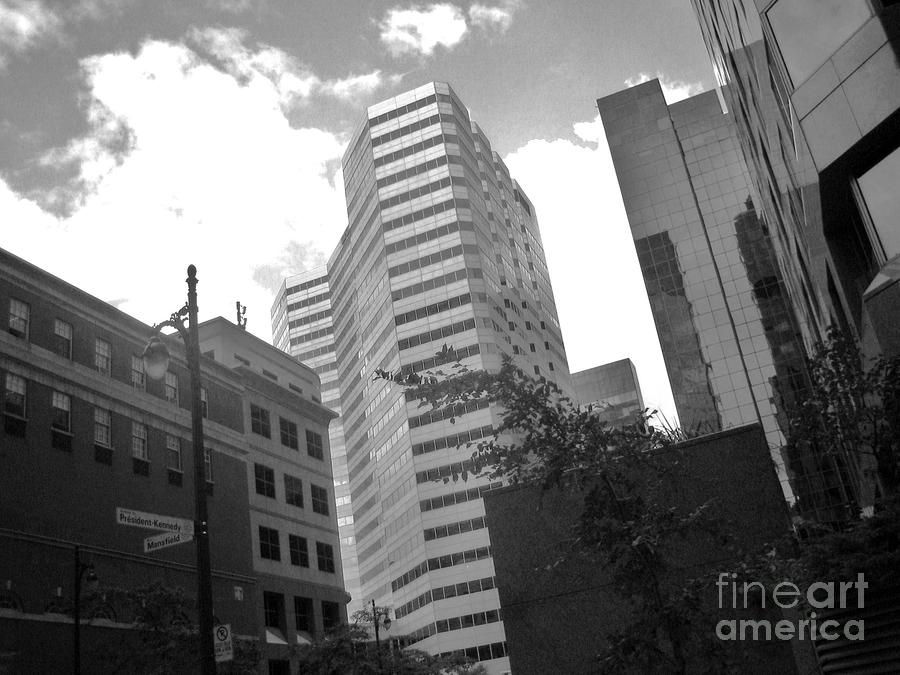 Photos Of Montreal Mansfield St Photograph  - Photos Of Montreal Mansfield St Fine Art Print