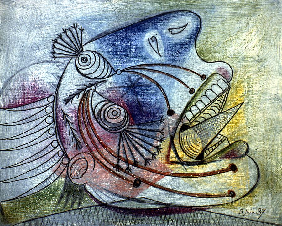 Picasso: Guernica Photograph