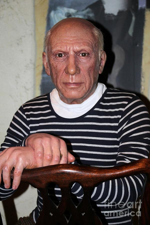 Picasso Photograph - Picasso by Sophie Vigneault
