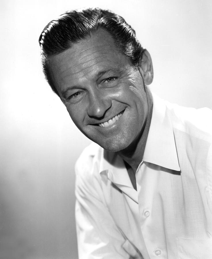 Picnic, William Holden, 1955 Photograph