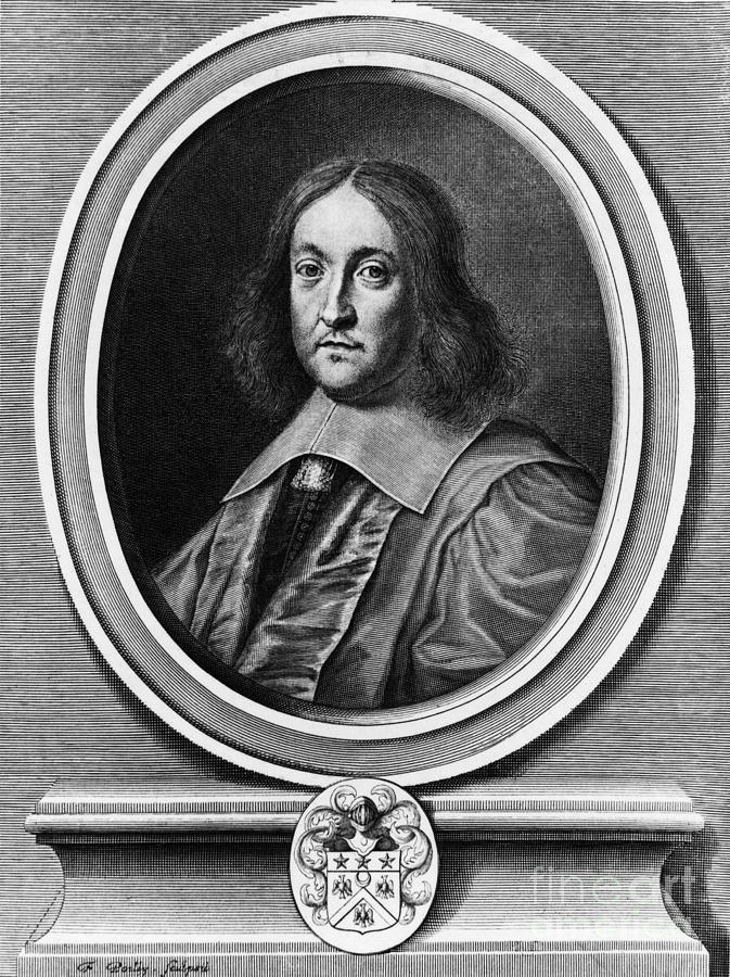 Pierre De Fermat, French Mathematician Photograph
