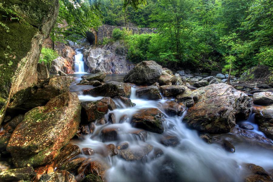 Nature Photograph - Pigeon River by Doug McPherson