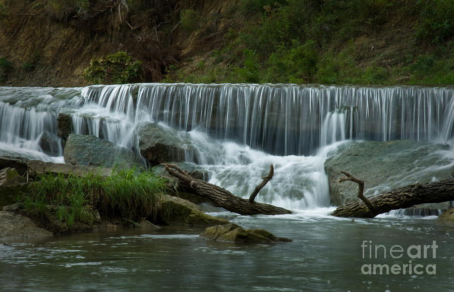 Pillsbury Crossing Photograph  - Pillsbury Crossing Fine Art Print