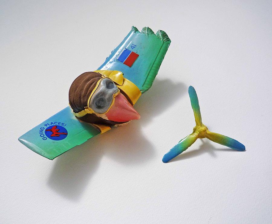 Pilot Sculpture