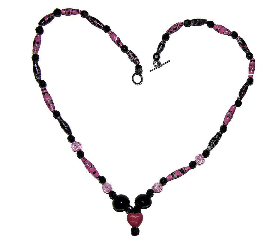 Pink At Heart Jewelry