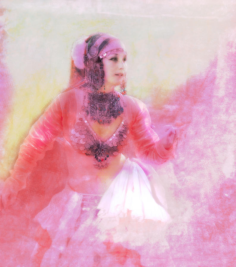 Pink Photograph