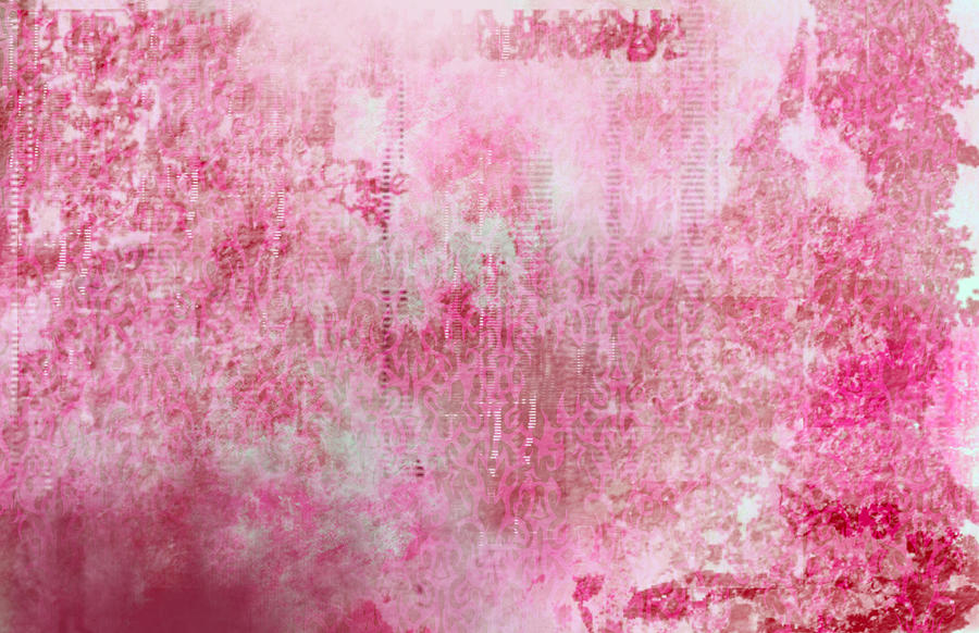 Pink Painting - Pink Lady by Christopher Gaston