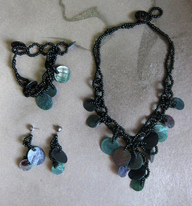 Pinococo 11-392 Green Jewelry
