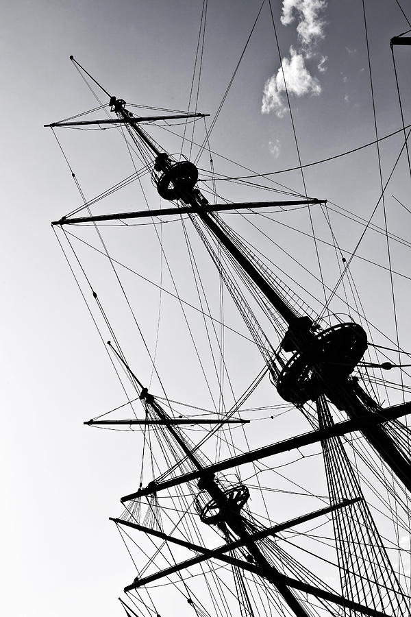 Pirate Ship Photograph  - Pirate Ship Fine Art Print
