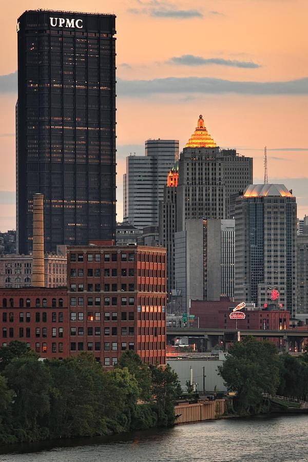 Pittsburgh 15 Photograph