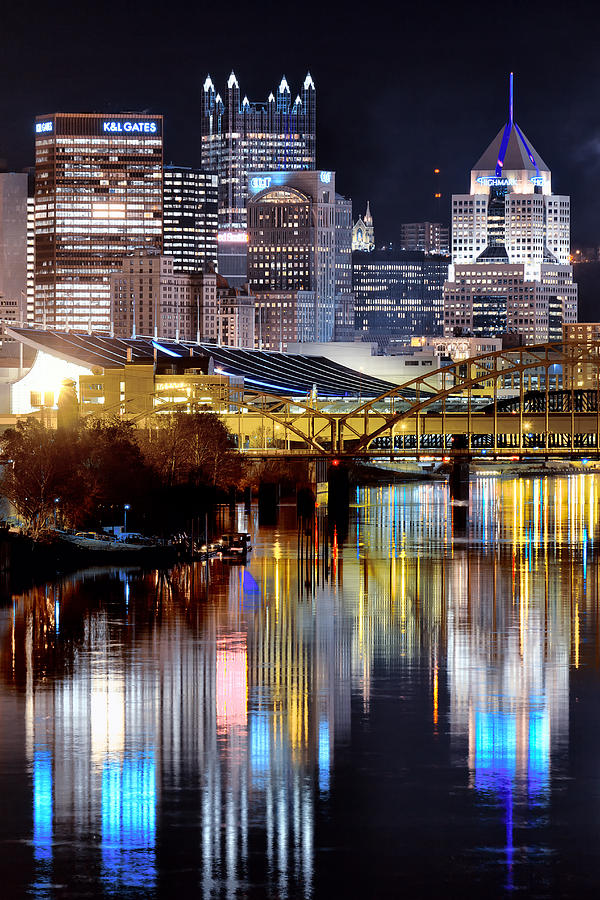 Pittsburgh 2 Photograph  - Pittsburgh 2 Fine Art Print