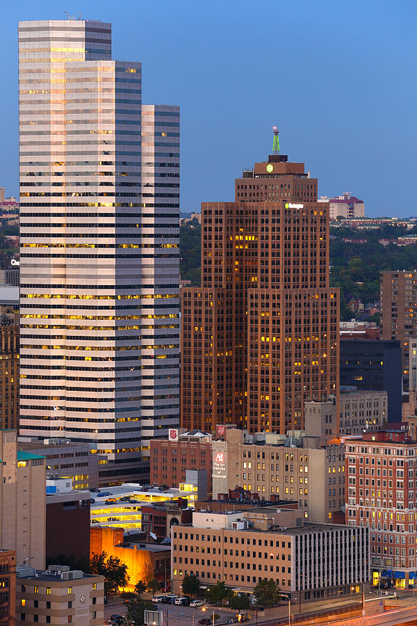 Pittsburgh Skyline 1 Photograph