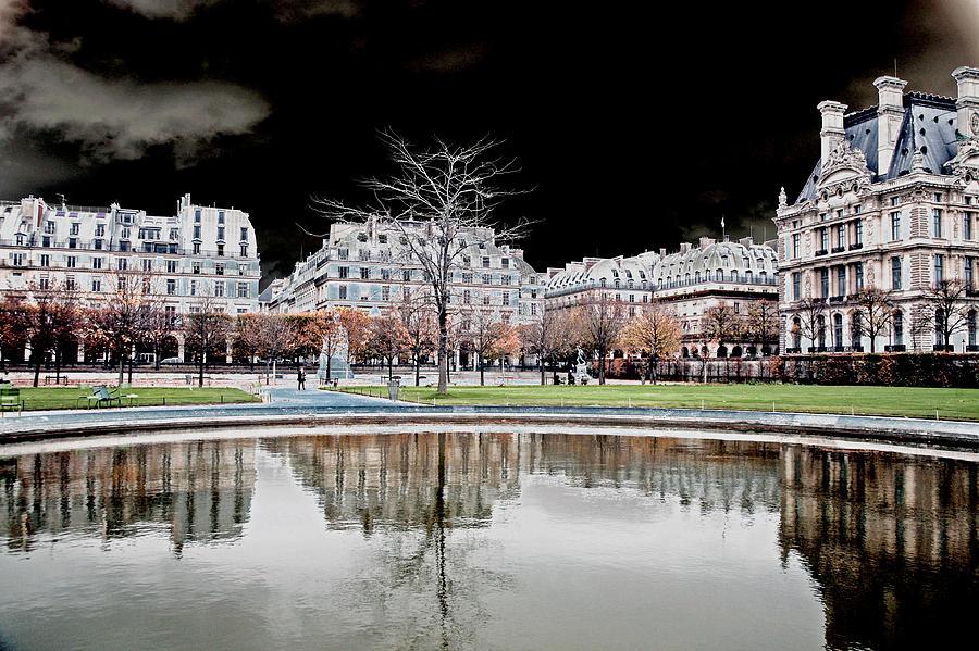 Place De La Concorde Photograph