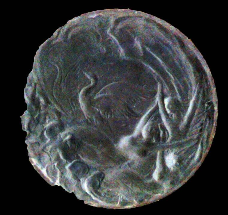 Relief - Plaque by Prakash Patkar