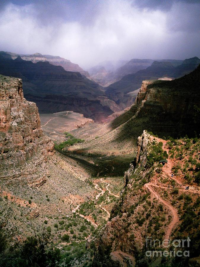 Plateau Point Photograph