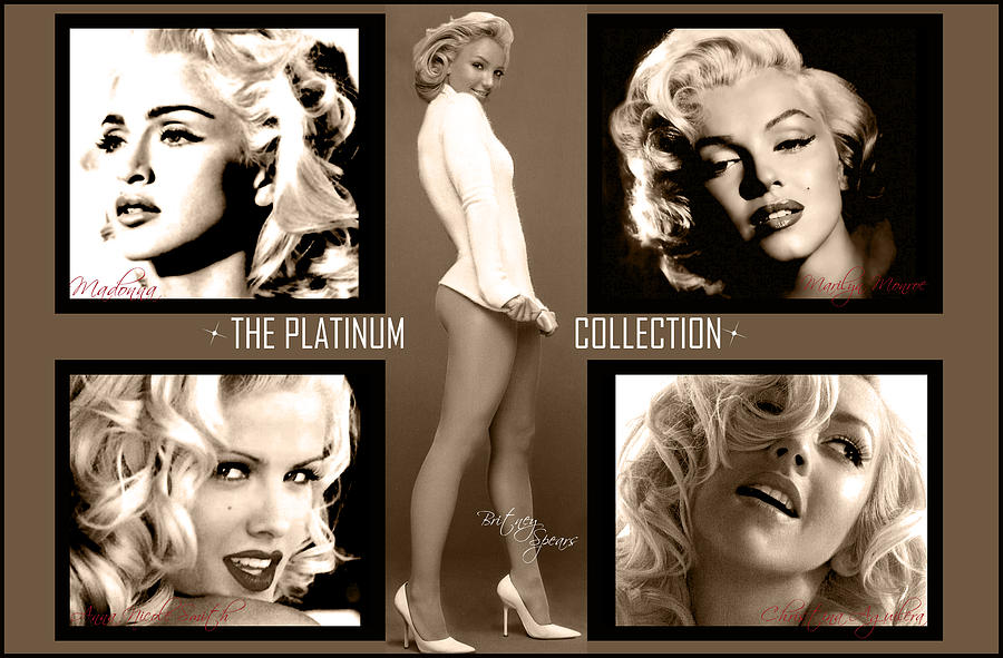 Platinum Collection Digital Art