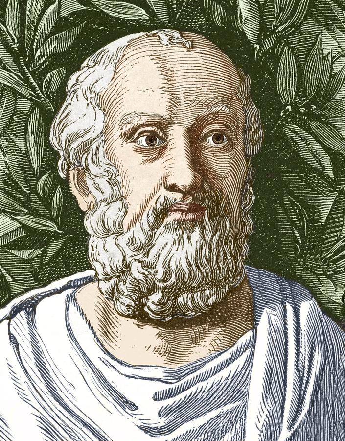 Plato, Ancient Greek Philosopher Photograph
