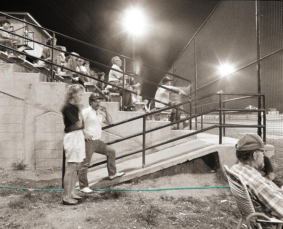 Play Ball Photograph