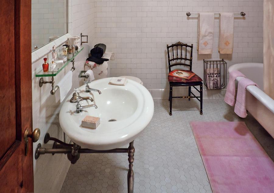 Plumber - The Bathroom  Photograph