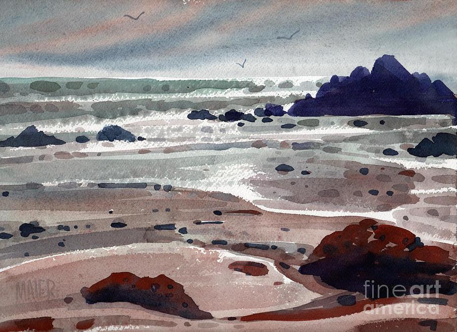 Point Lobos Painting