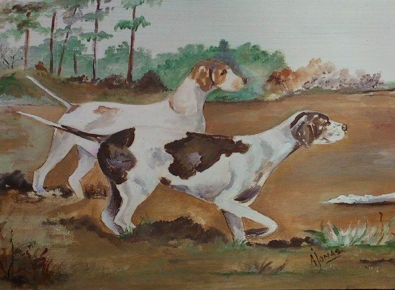 Pointers Painting
