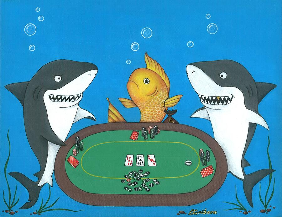 Poker go fish