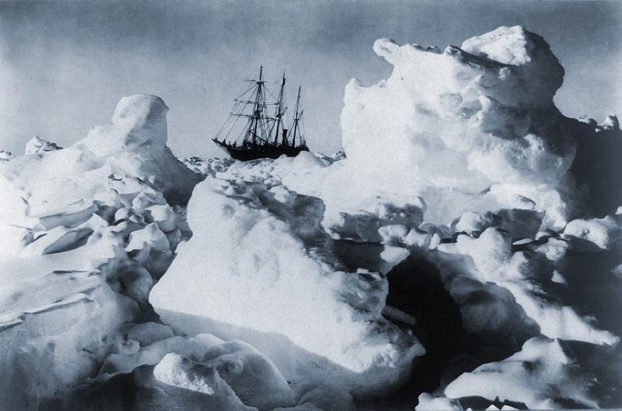 Polar Explorer, Ernest Shackletons Photograph