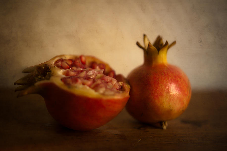 Pomegranate Photograph
