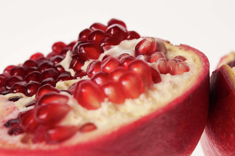 Pomegranate Photograph  - Pomegranate Fine Art Print