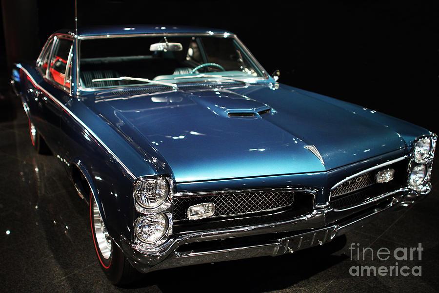 Pontiac Gto 2 Photograph