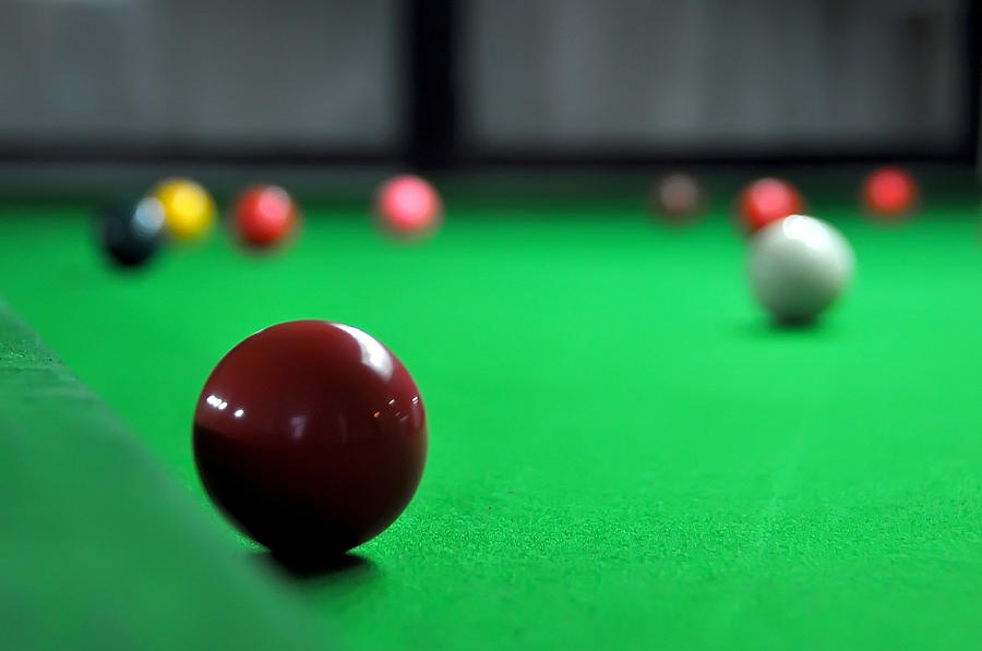 Pool Table Is A Photograph By Gaurishankar Khatri Which Was Uploaded