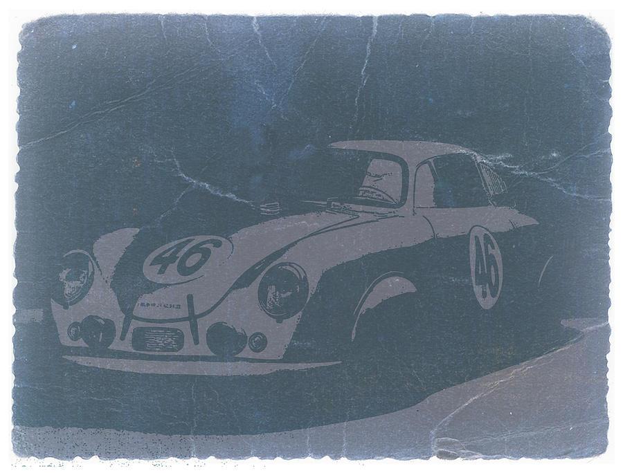 Porsche 356 Coupe Front Photograph