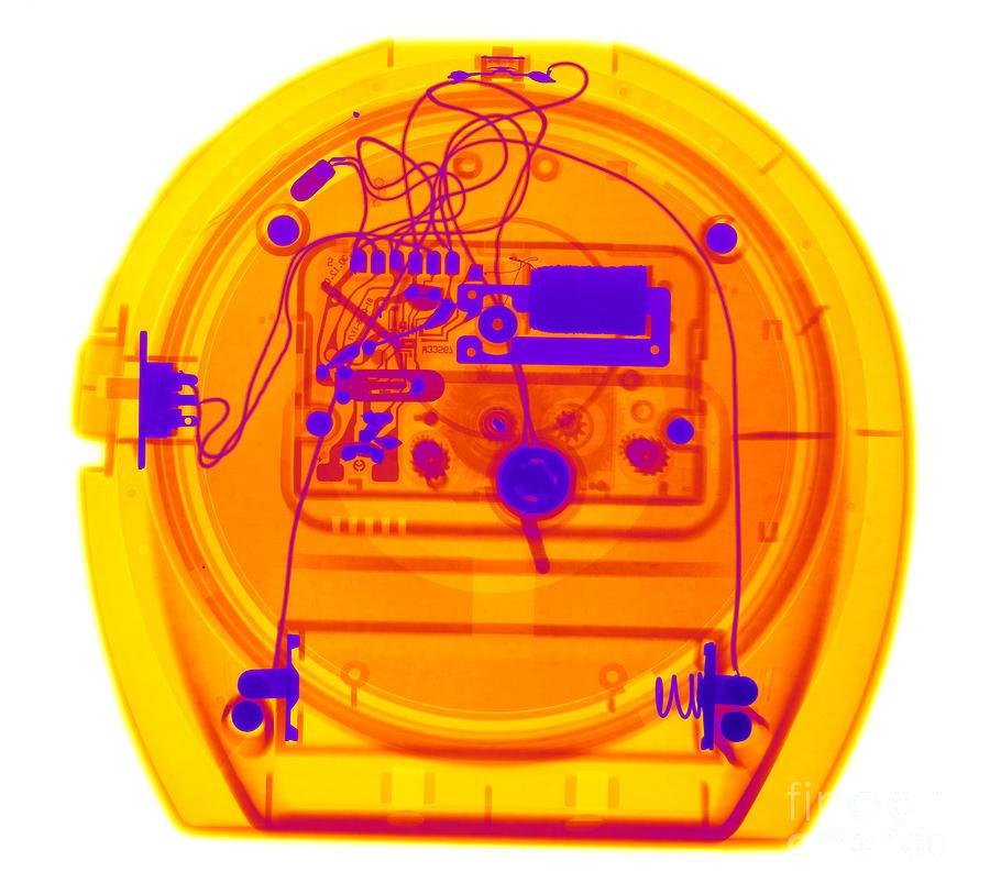 Portable Clock Photograph