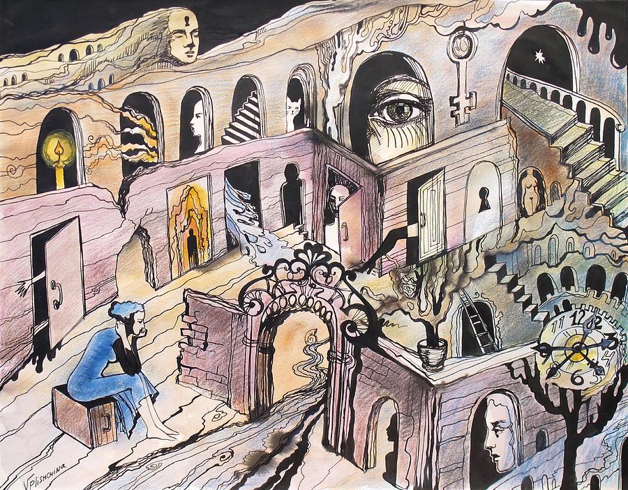 Portals Painting