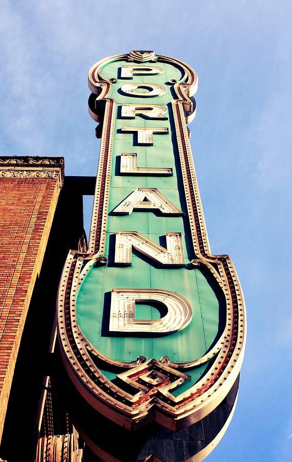 Portland Photograph