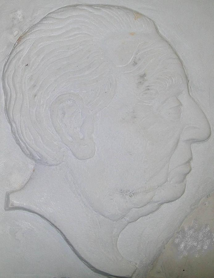 Portrait Of Mr. L. B. Relief