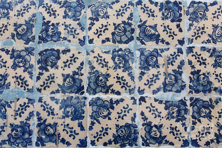 Portuguese Azulejo Tiles by Gaspar Avila