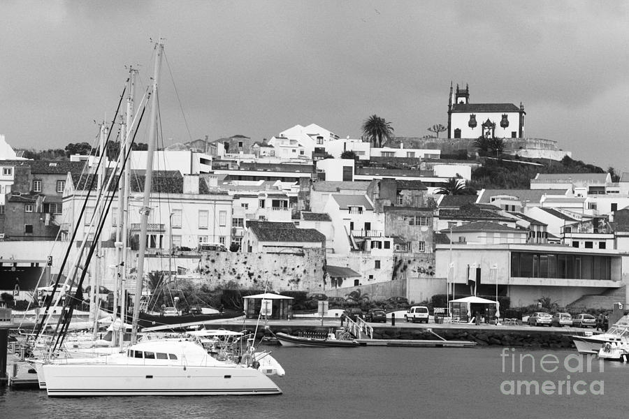 Portugal Photograph - Portuguese City by Gaspar Avila