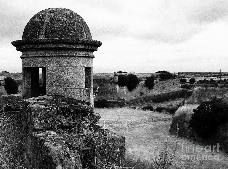 Fortress Photograph - Portuguese Fortress by Gaspar Avila