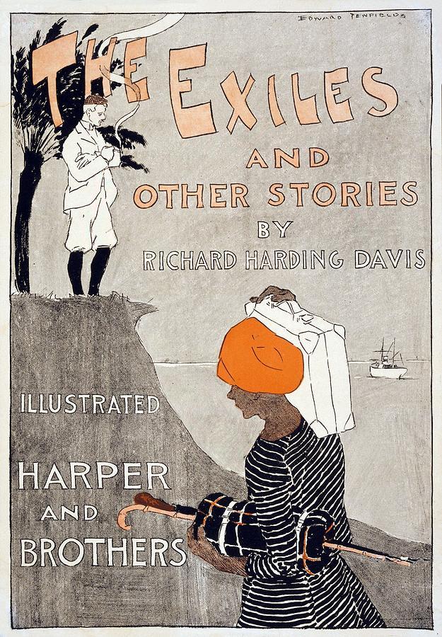 Poster Advertising Richard Harding Photograph