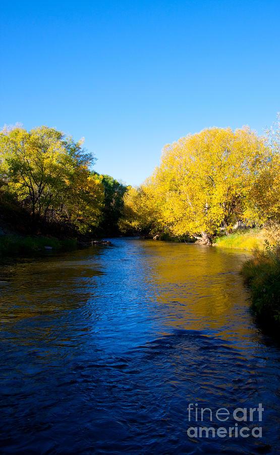 Poudre River Photograph