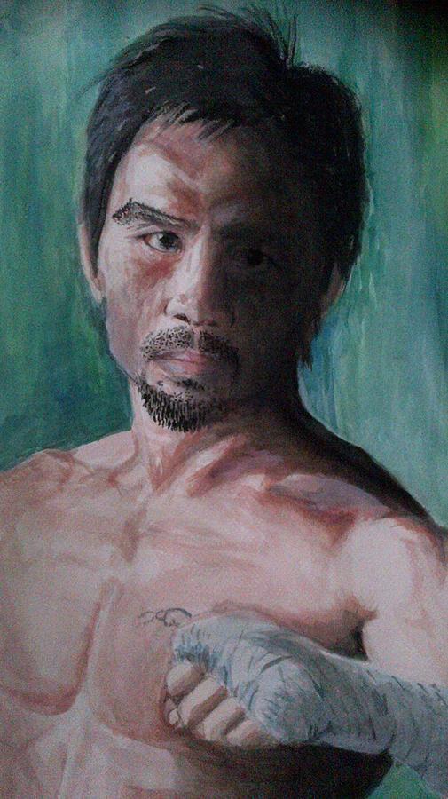 Pound4pound Painting