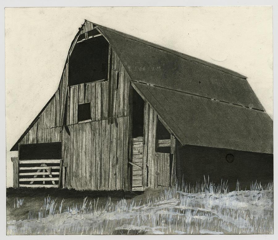 Prairie Overlook Drawing